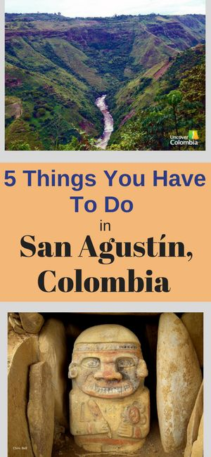 5 things you have to do in San Agustin, Colombia