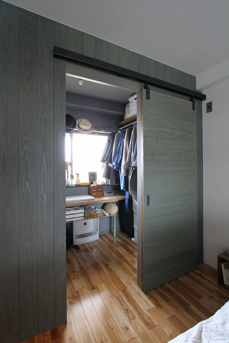 closet/ウォークインクローゼット/フィールドガレージ/FieldGarage INC./リノベーション
