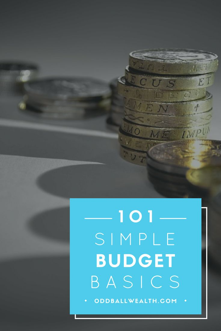 Budgeting 101: How to create and stick to a budget