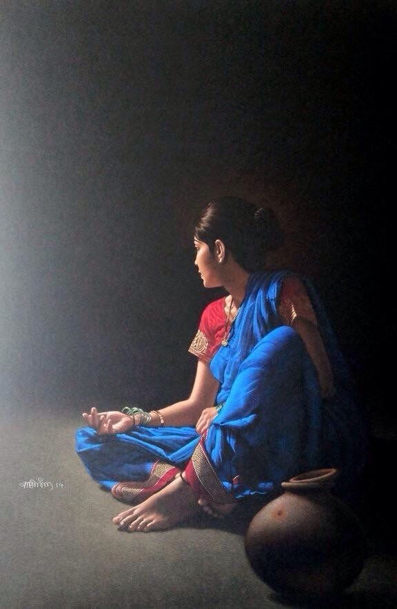 Paintings by Shri Shashikant Dhotre