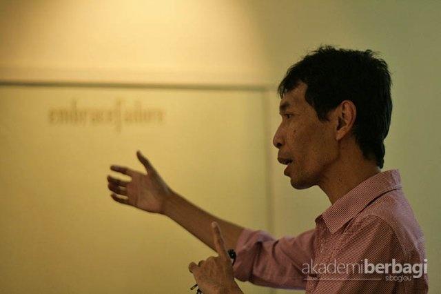 Guru Handoko at Akber Jakarta