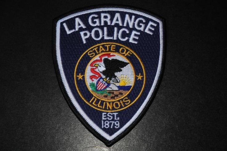 La Grange Police Patch, Cook County, Illinois (Current