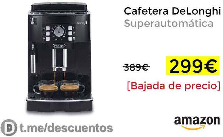 Cafetera DeLonghi Superautomática por 299 - http://ift.tt/2y8yVDf