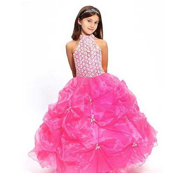 Little Girl Pageant Dresses | Elegant Girls Pageant Dresses | FlowerGirl For Wedding