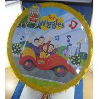 Pinata New Wiggles Group $48.95 A010607