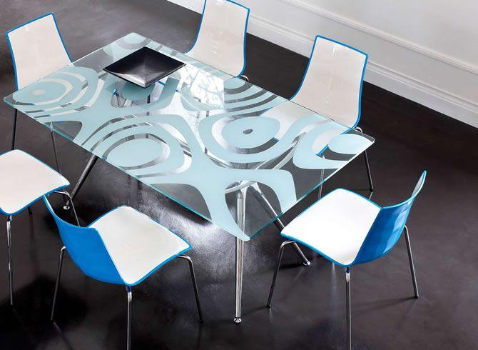 Zebra Bicolour 4leg frame - SCAB Design