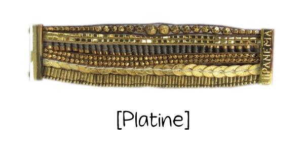 Bracelet Platine Hipanema