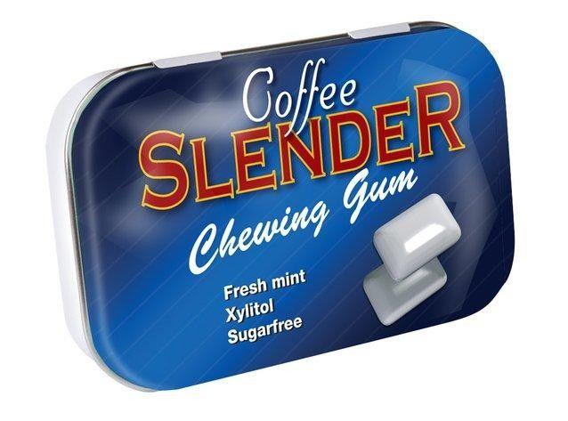 CoffeeSlender - Chewing gum fra Almea. Om denne nettbutikken: http://nettbutikknytt.no/almea-no/