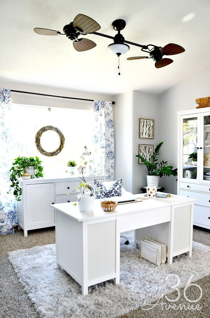 DIY Furniture and Home Decor Tutorials Home office decor