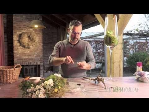 Filmpje   Zelfmaken: Voorjaarsvaas Filmpjes - Margriet