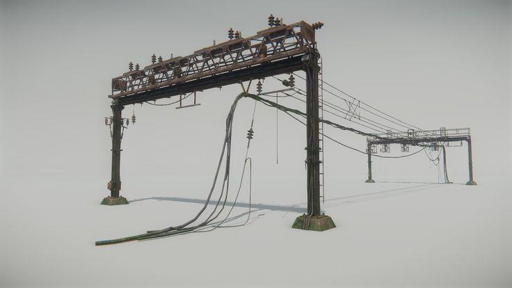 ArtStation - Crysis 3, Victor Merkulov