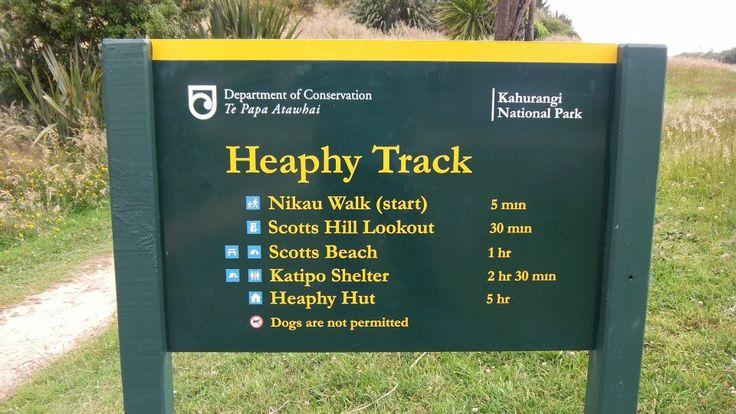 Heaphy Track, New Zealnd Westcoast