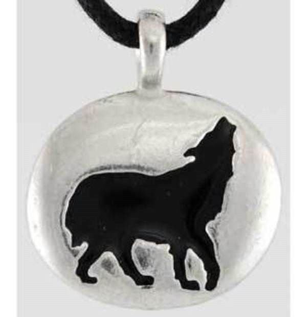 Tribal Wolf Totem Amulet WOLVES Spirit Guide Wolf Necklace Guardian Familiar