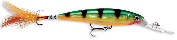Rapala X-Rap Deep (Perch) *** You can get more details by clicking on the image.