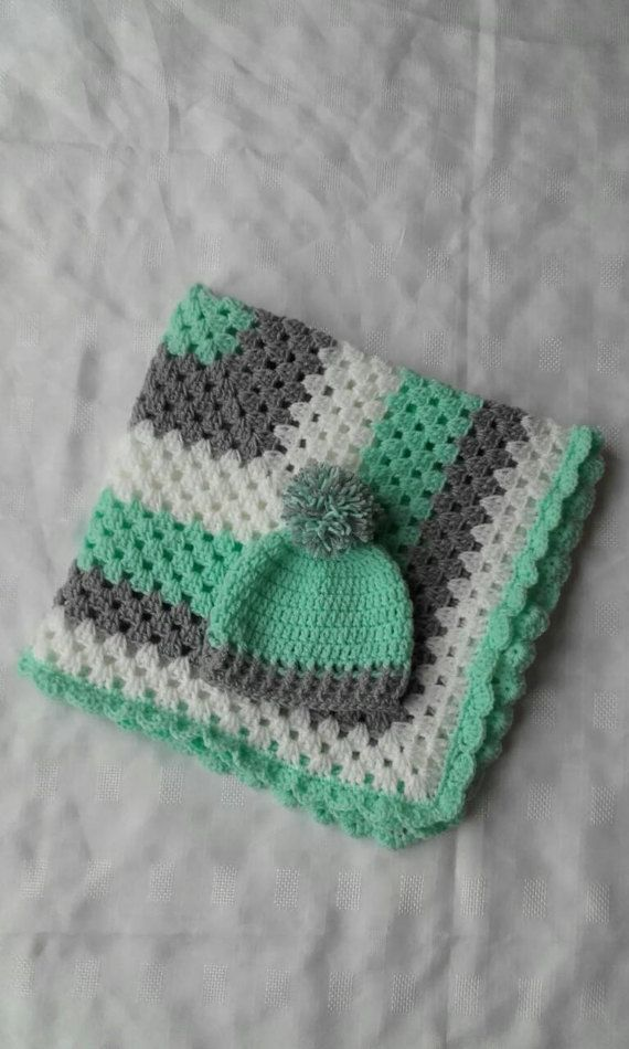 Check out this item in my Etsy shop https://www.etsy.com/uk/listing/498024250/crochet-baby-blanket-stroller-blanket