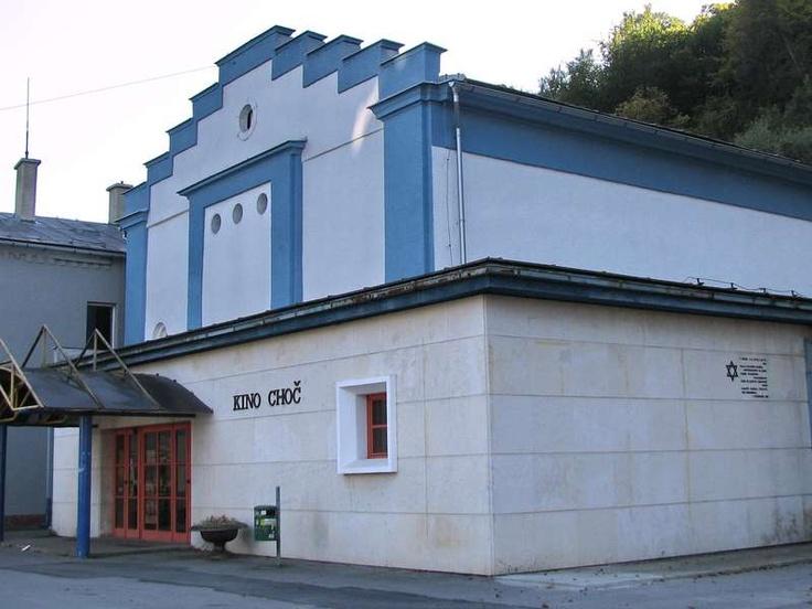 Dolný Kubín synagogue