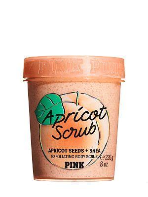 Apricot Scrub Exfoliating Body Scrub With Shea Pink Beauty Exfoliating Body Scrub Apricot Scrub Body Scrub
