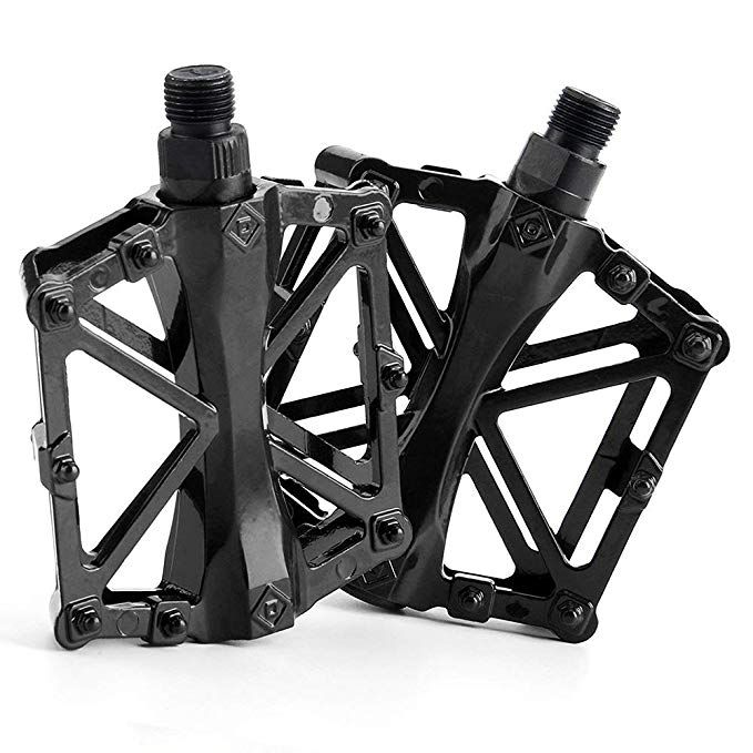 Quiklet Lightweight Mountain Bike Pedals Aluminum Bearing Bicycle