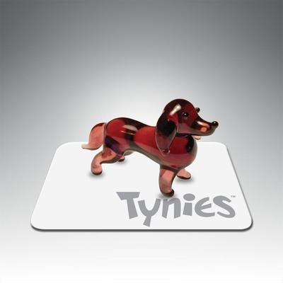 Doc Dachshund Dog Animal Tynies Tiny Glass Figure Figurines Collectibles 0115 | eBay