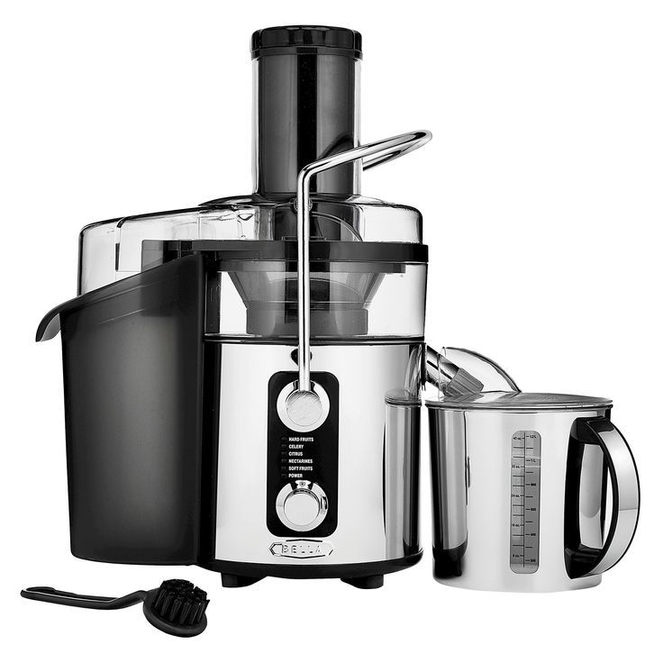 Bella 5-speed Digital Juicer, Mid Grey