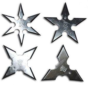 Aeroblade Ninja Throwing Star Set For Sale | AllNinjaGear.com - Largest Selection of Ninja Stars, Throwing Stars, and Shuriken