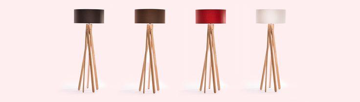 Stehleuchte EBBA - exklusiv bei DL-designerlampen