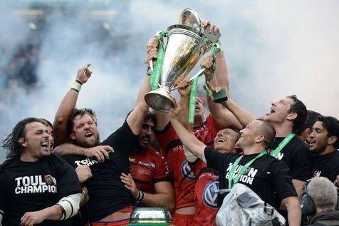 2012/2013年のハイネケンカップ 決勝:トゥーロンの最後の分の勝ち!