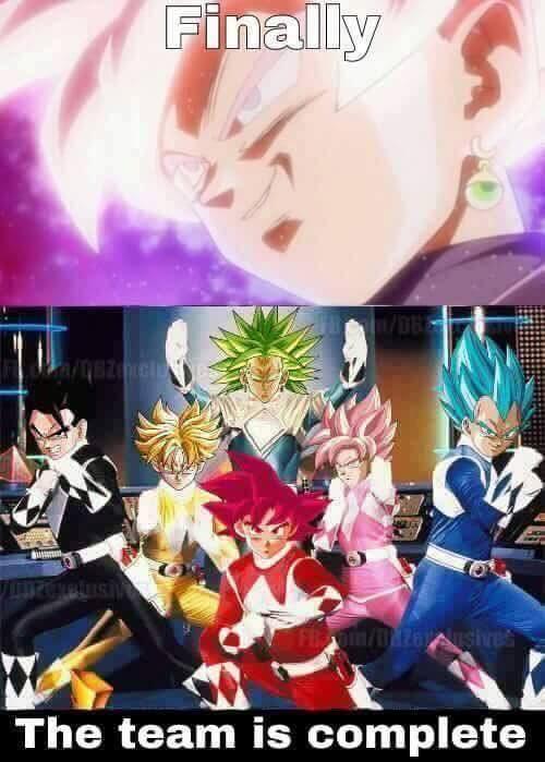 Goku Black's TRUE plan!?