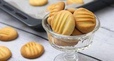 Pudingos keksz recept: Pudingos keksz recept, amellyel olyan kekszeket készíthetsz, mint amilyeneket a boltban kapni! Omlós, vaníliás, mennyei finom!