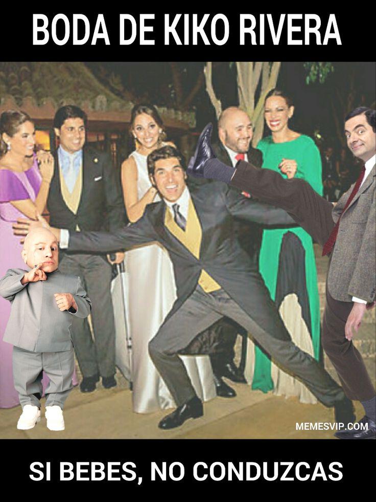 Meme boda Paquirrín.