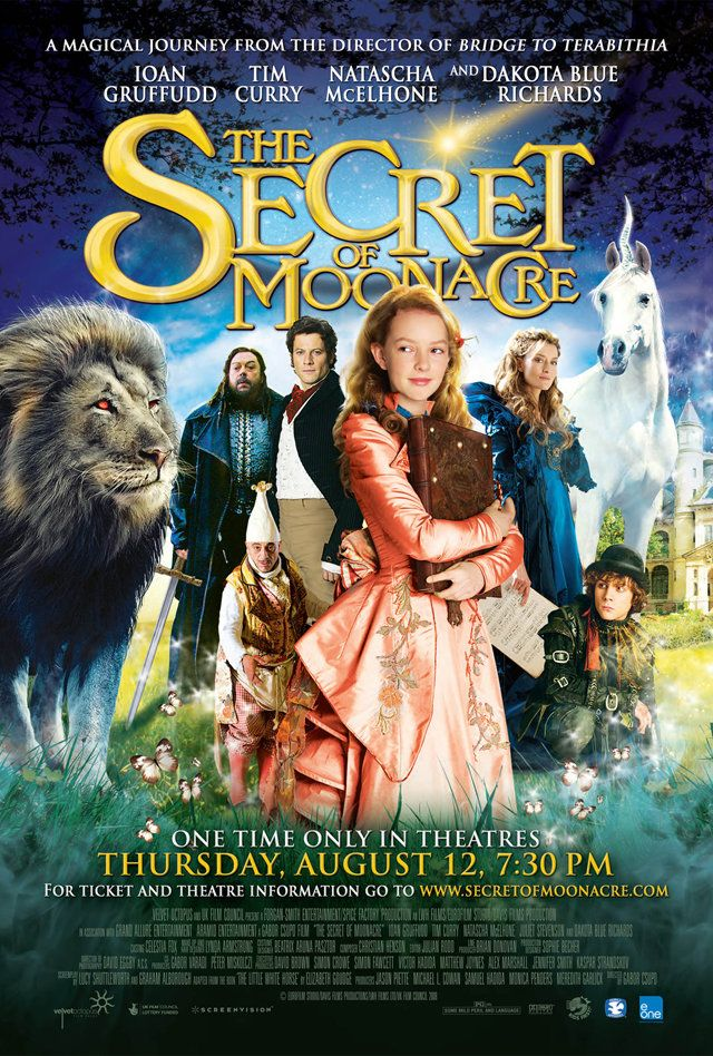 The Secret of Moonacre (2008)... I adore this movie... I'm watching it right now!!