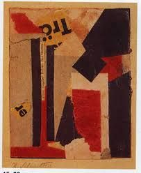 Image result for kurt schwitters collage