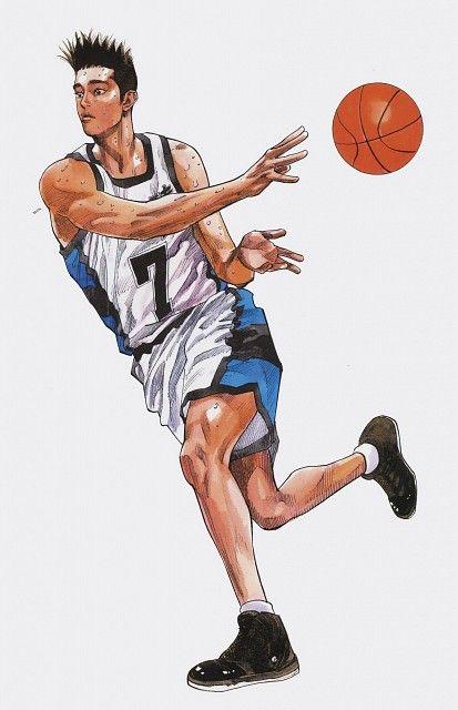 Takehiko Inoue, Slam Dunk, Akira Sendo