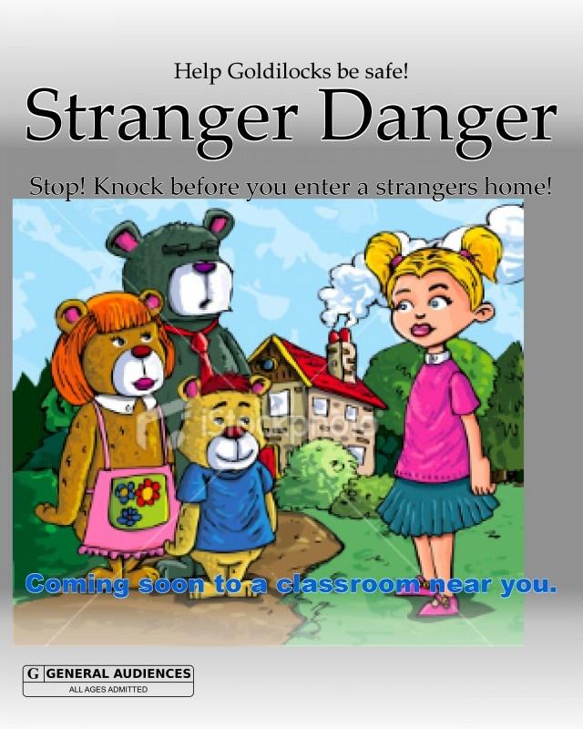 Movie Poster - Stranger Danger | Big Huge Labs Ideas ...