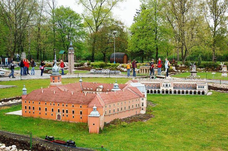 Areál Miniuni - svět miniatur Ostrava :: Tipy na Výlety a zábava