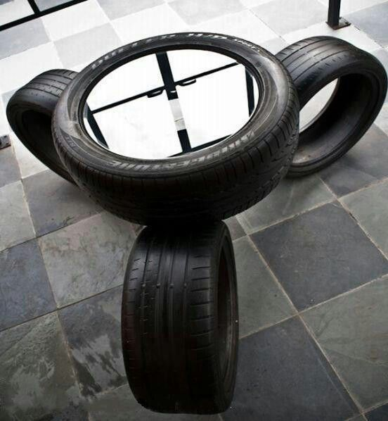 Tires mancaveCoffe Tables, Tires Furniture, Recycle Tires, Old Tires, Outdoor Kids, Tires Tables, Diy Cars Furniture, Kids Gardens Crafts Ideas, Man Caves