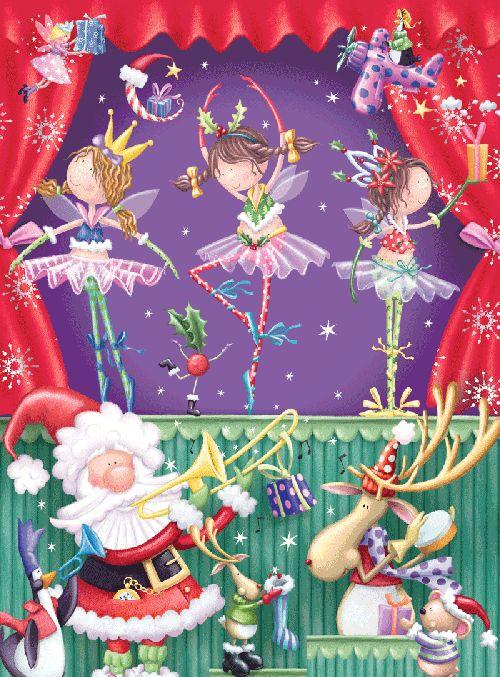 Холли Берри Advent Calendar ©REUBEN Mc HUGH