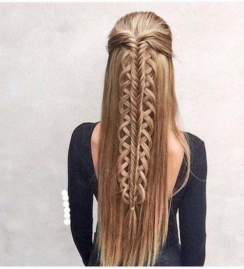 Unique Braid Hairstyles 2016