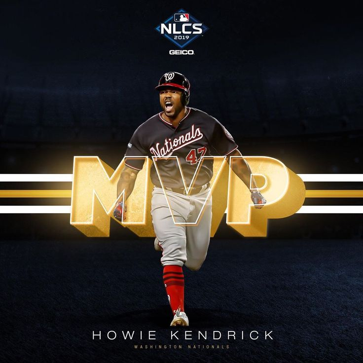 MLB Your NLCS MVP in 2020 Mvp, Washington nationals