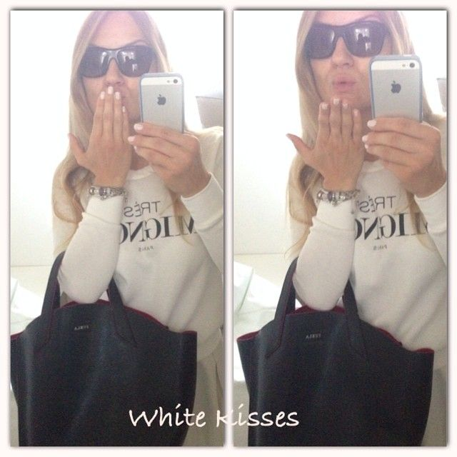 #instacollage Me #anaimam send you all kisses for a grate #white dreams :) #blog #litllepinkplanet #instafashion #new#trends