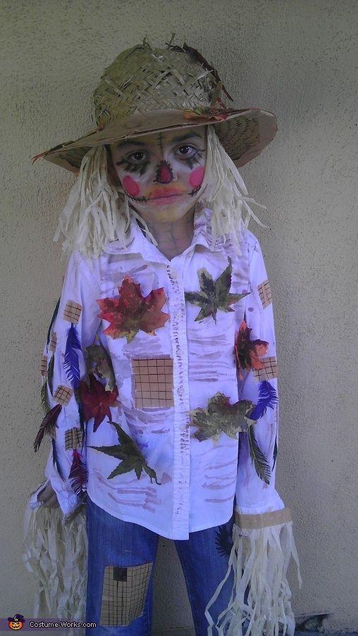 Scare Crow - 2013 Halloween Costume Contest