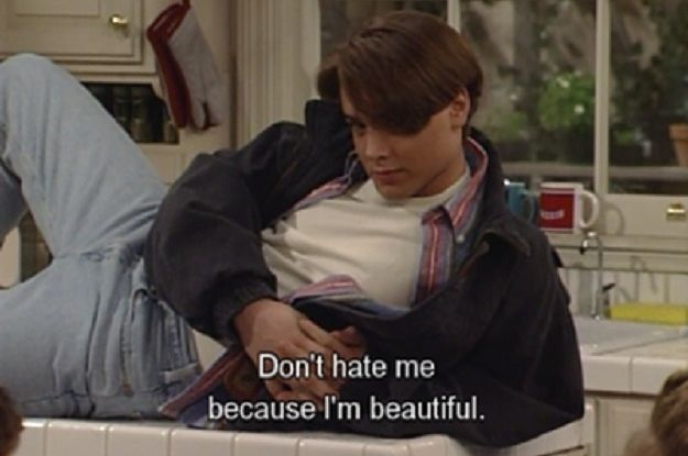 "24 Lessons We Learned From Watching Eric Matthews On ""Boy Meets World"""