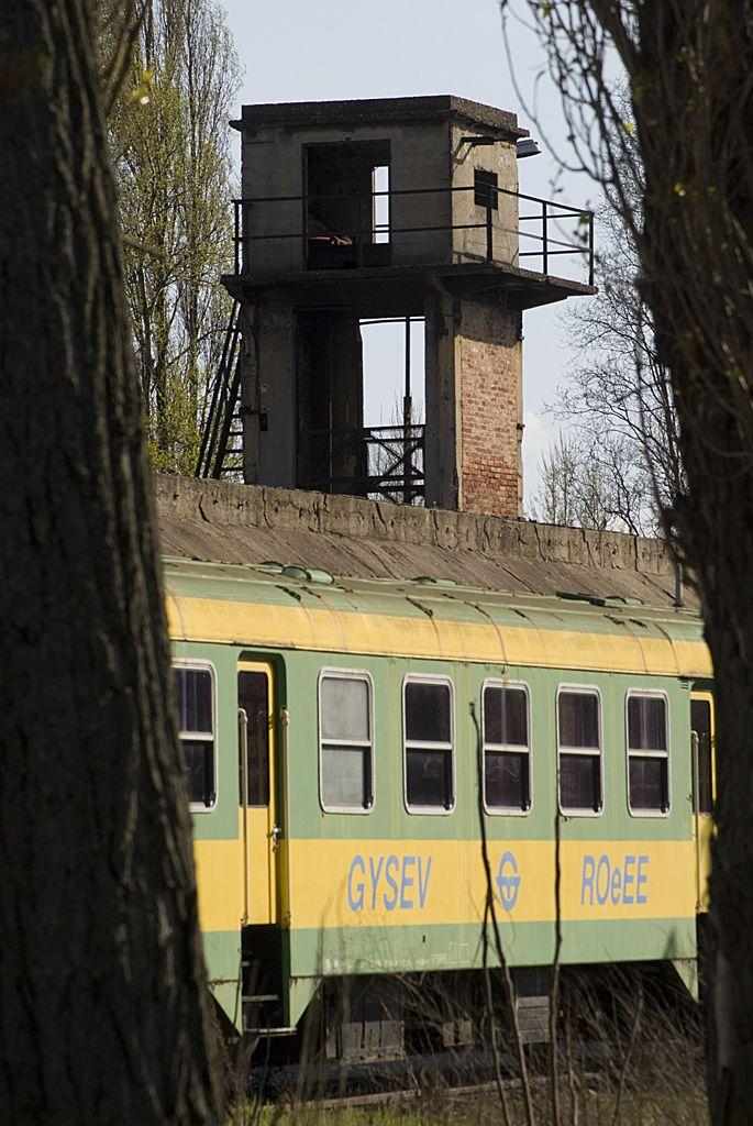 MÁV Nosztalgia Kft. központ A train Museum in Budapest