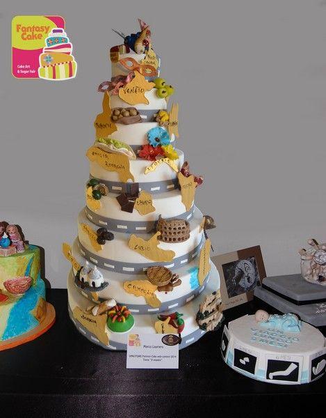 Premio WebContest Fantasy Cake 2014 - Genova - Autore Marco Lauriero