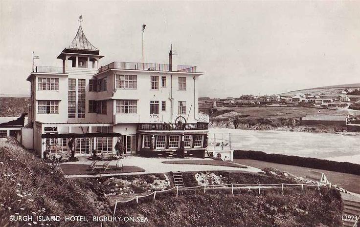 Burgh Island Hotel: Bigbury by Sea