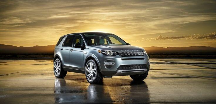 Nuevo Land Rover Discovery Sport, el SUV compacto más aspiracional