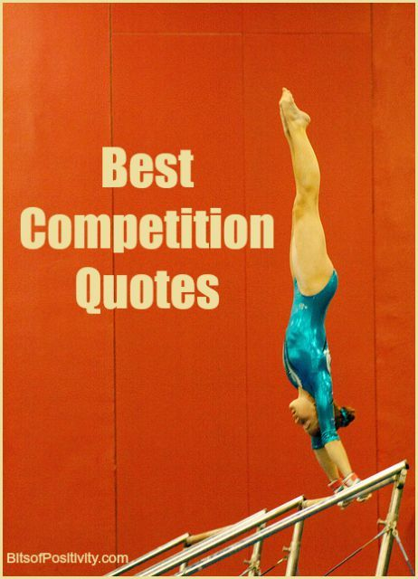 Best 25+ Competition Quotes Ideas On Pinterest