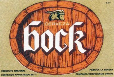 Cerveza Bock