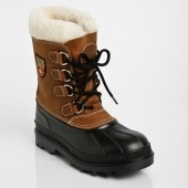 Time to pull out the winter snow boots!! @Roots - Kamik Winter Boot #CDNgetaway.