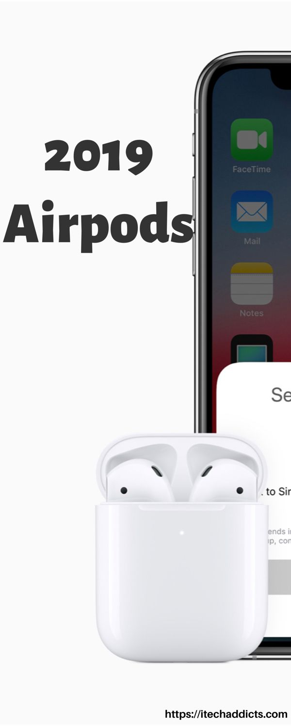 New AirPods? Same design, faster connection  Read more about